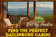 Over 600 Cabins to choose from in Gatlinburg by  Visit My Smokies