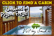 Find over 600 cabins in Pigeon Forge, TN from Visit My Smokies