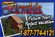 Fireside Chalet and Cabin Rentals