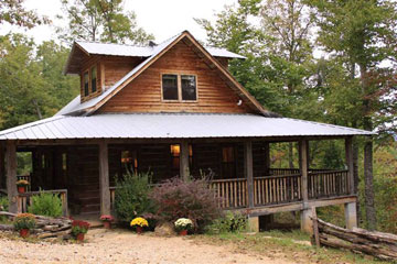 Steel Creek Cabins Ponca Arkansas