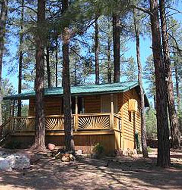 Elk Haven Cabins Christopher Creek Arizona