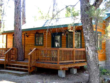 Cherry Creek Cabins Young Arizona