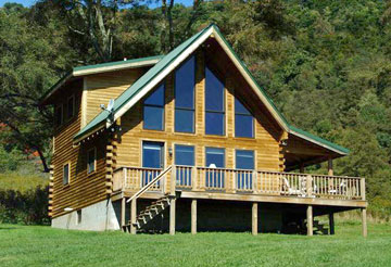 Attirant We Offer Two Luxury Family Cabins ...