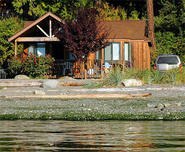 West Beach Resort Is Located In The Beautiful San Juan Islands ...