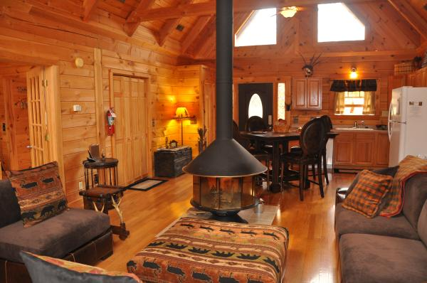 Amazing Branson Log Cabins Branson Missouri