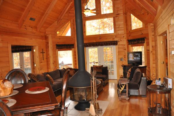 rental vacation log in hocking hills romantic cabin with cabins valley missouri tub ohio oak tubs hot