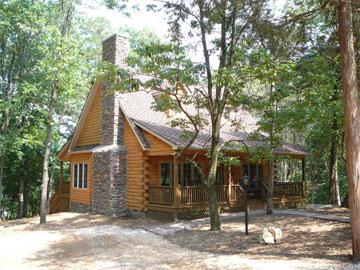 A above the river cabin luray virginia for Cabin rentals near luray va