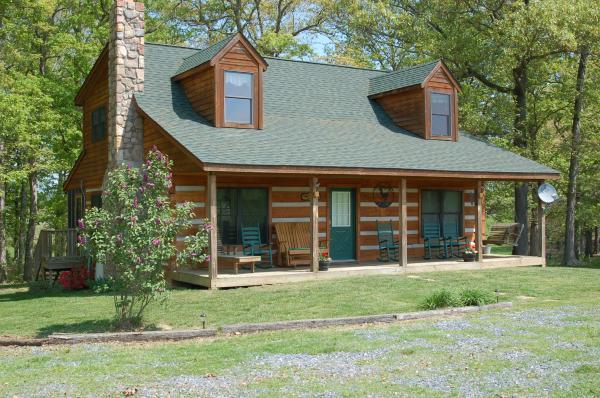 Deer Country Log Cabin Luray Virginia