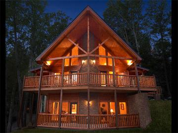 Elk Springs Resort Luxury Gatlinburg Cabins - Gatlinburg, Tennessee