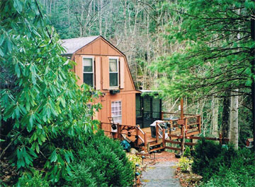 Recently Updated And Secluded Cabins ...