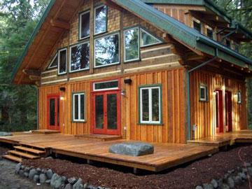Rainbow Bungalow - Brightwood, Oregon