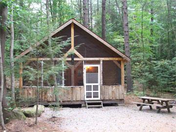 Daggett Lake Campsites Amp Cabins Warrensburg New York