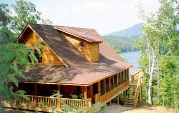 Wilderness Lake Vacations Apalachia Lake North Carolina