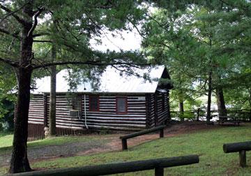 Pine gables cabins lake lure north carolina for Cabin lake north carolina