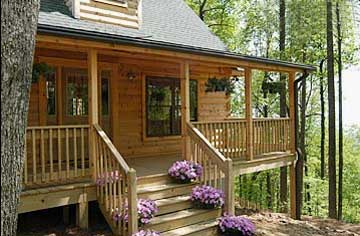 Genial Discover The Splendor And Excitement Of Carolina Moon Luxury Log Cabins ...
