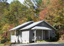 Mountain Meadows Cottages Chimney Rock North Carolina