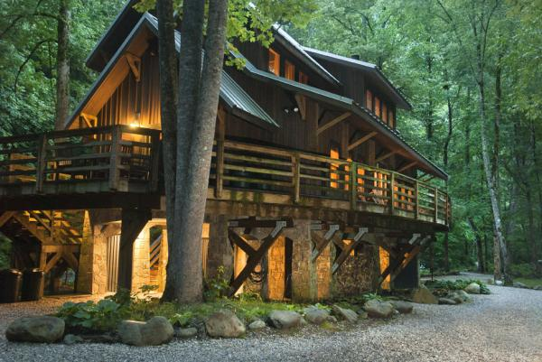 nantahala river lodge bryson city north carolina