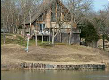 Premier Lake Property Arbuckle Area Oklahoma
