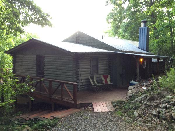 Terrapin Cabin Blue Ridge Parkway Blue Ridge Parkway
