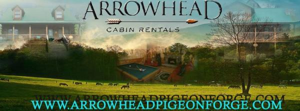 cabin forge a pigeon property rentals arrowhead picture photo cabins gatlinburg tn romantic rental in journey