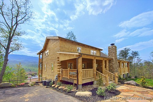 Mountain Song Cabin in Gatlinburg Tennessee