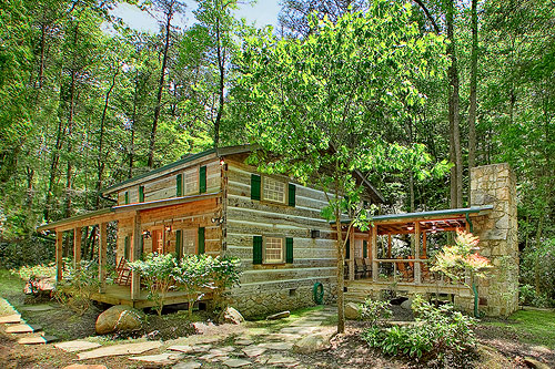 book colonial exterior for cabin wish all md star properties tennessee lg you rentals cabins a resort upon gatlinburg