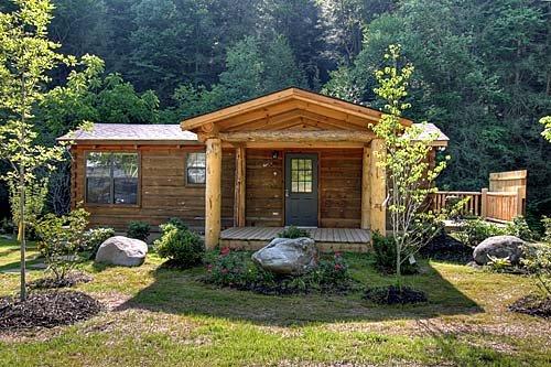 Cozy Creek Cabin in Gatlinburg Tennessee