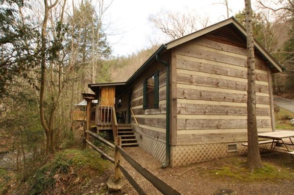 gone fishing cabin in gatlinburg tennessee