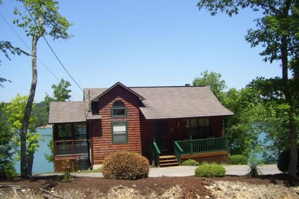 beautiful rental in tennessee usa tn have lakefront cabin douglas cabins we lake rentals image