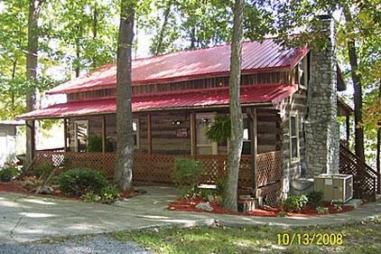 Lakefront Cabin Rentals Cabin in Douglas Lake Tennessee