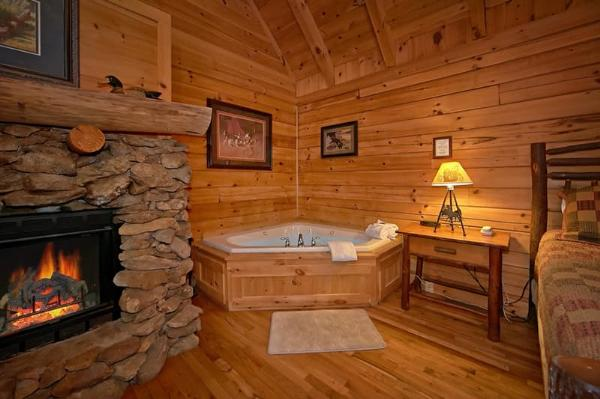 American Mountain Rentals in Pigeon Forge Tennessee